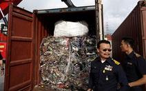 Rác thải độc hại đổ vào châu Á, cơn sóng thần còn chưa bắt đầu?
