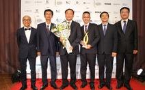 KIẾN Á nhận 7 giải thưởng tại Vietnam Property Awards 2018