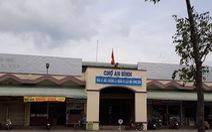 Sẽ chấn chỉnh bảo vệ chợ An Bình cản trở phóng viên VTV