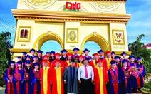 Đại học Nam Cần Thơ: Khẳng định thương hiệu bằng tín nhiệm xã hội