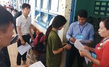 Đề tham khảo thi THPT quốc gia 2019 môn toán