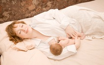 Những bà mẹ sau sinh mổ cần biết