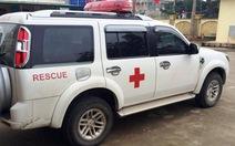 Trộm xe cấp cứu của bệnh viện vì thua độ World Cup