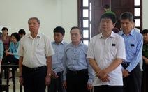 Tòa tuyên y án ông Đinh La Thăng 18 năm tù