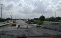 29-6 thông xe cầu vượt Mỹ Thủy, giải tỏa kẹt xe khu Cát Lái