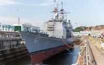 Mỹ sẽ tân trang tàu chiến để đạt chỉ tiêu 'hiện đại hóa'?