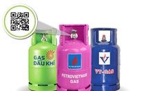 Dùng gas chính hãng, rinh ngàn quà tặng