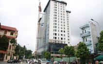 Hà Nội thí điểm lập đội quản lý trật tự xây dựng quận, huyện