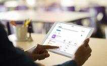 Apple hỗ trợ các thầy cô giáo với ứng dụng miễn phí Schoolwork