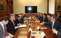 Đề nghị Mỹ miễn trừ áp thuế cao với nhôm thép Việt Nam