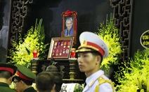 Tiễn đưa giáo sư Phan Huy Lê - người thầy của những người thầy