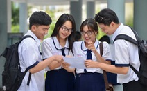 Công bố đáp án các môn thi THPT quốc gia