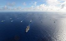 Việt Nam tham gia diễn tập hải quân đa phương lớn nhất thế giới