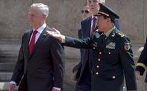 Bộ trưởng Quốc phòng Mỹ dịu giọng, đối thoại tích cực ở Bắc Kinh