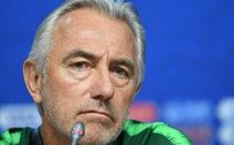 HLV Bert van Marwijk chia tay tuyển Úc