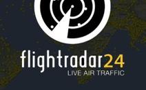 Ứng dụng FlightRadar24 lộ thông tin 230.000 người dùng