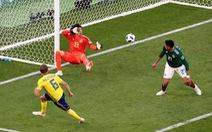 Thụy Điển thắng Mexico 3-0: Buồn cho người… Đức