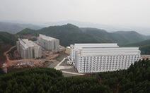 'Khách sạn' long lanh chỉ để nuôi heo ở Trung Quốc