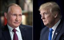 Ông Trump và ông Putin sẽ họp thượng đỉnh tại Phần Lan?