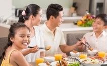 'Ngày Gia đình với tôi chỉ cần là một bữa cơm gia đình'