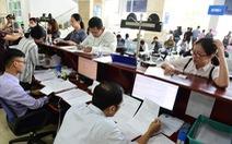 Siết biên chế cán bộ thuế dựa trên số thu thực tế địa phương