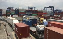Tân Cảng Sài Gòn truy tìm chủ 534 container 'ma'