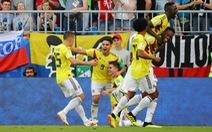 Mina đưa Colombia vào vòng 16 đội