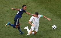 Nhật 'đi bộ' trong 10 phút cuối ở trận thua Ba Lan 0-1