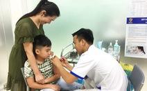 Nhiều người chích ngừa cúm A/H1N1