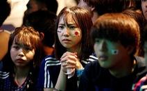 HLV Nhật hối tiếc trong sự tức giận của cổ động viên nhà