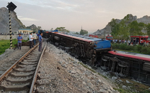 Yêu cầu làm lại kiểm điểm các vụ tai nạn đường sắt