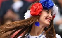 Báo Nga gọi phụ nữ Nga là gái điếm mùa World Cup