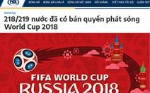 Bản quyền truyền hình: Đi Lào, Campuchia xem World Cup!