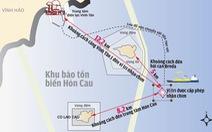 Cần đánh giá kỹ việc 'nhận chìm 1 triệu m3 vật chất' xuống biển Hòn Cau