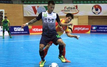 Hải Phương Nam vô địch lượt đi Giải futsal HDBank VĐQG  2018