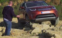 Land Rover sẽ có xe địa hình tự lái