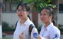 Trường ngoài công lập Hà Nội có hai phương án tuyển sinh lớp 10