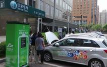 Doanh số bán xe điện toàn cầu tăng hơn 50% trong năm 2017