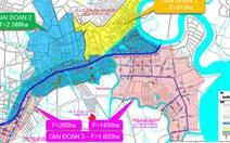 Cấm xe đi lại trên nhiều tuyến đường trung tâm TP