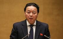 Bộ trưởng Trần Hồng Hà: Có thể yên tâm với 3 nhà máy điện hạt nhân Trung Quốc