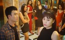 Phim đề tài gái mại dâm Quỳnh Búp bê: Diễn viên bầm dập