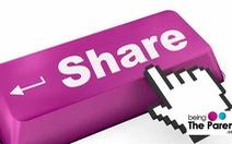 'Suy nghĩ trước khi chia sẻ' trên mạng xã hội