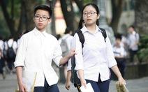Tuyển sinh lớp 10 tại Hà Nội: cần lưu ý gì?