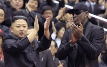 Dennis Rodman sẽ tới Singapore gặp 'bạn thân' Kim Jong Un