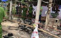 Máy xay xát phát nổ, 2 người tử vong