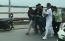 Video clip cấp cứu người bị nạn, Tuấn Hưng được dân mạng ngợi khen