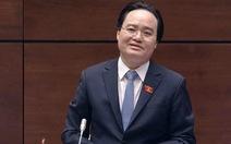 Bộ trưởng Giáo dục nói gì khi người Việt chi 3,4 tỉ USD đi du học?