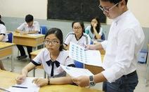 Sẽ chế tài trường có ngưỡng đầu vào dưới 10 điểm