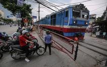 Đầu tư đường sắt chỉ 2-3% tổng vốn toàn ngành giao thông