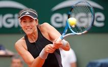 Thắng nhanh Sharapova, Muguruza gặp Halep ở bán kết Roland Garros